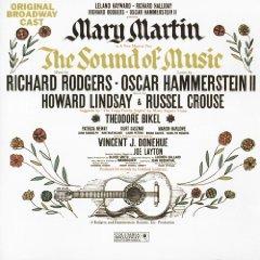 The Sound of Music ~ Original Broadway Cast R