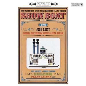 Show Boat ~ 1962 Studio Cast Recording