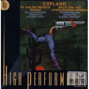 Eduardo Mata  Copland Aaron: Billy the Kid Ap