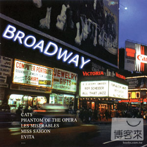 V.A.  The Unforgettable Broadway