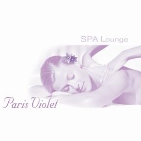V.A.  SPA Lounge ~ Paris Violet