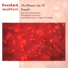 Holst: The Planets op.32  Facade  Ormandy  Ph