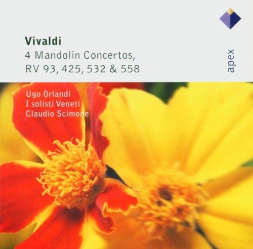 Ugo Orlandi  Claudio Scimone  Vivaldi : Mando