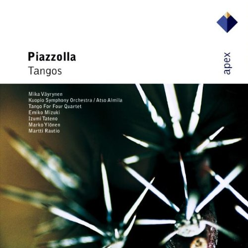Tango For Four Quartet  Piazzolla : Tangos