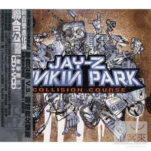 Linkin Park  Jay~Z  Collision Course CD VCD