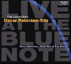 Oscar Peterson  Live at the Blue Note