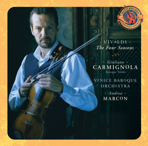 Vivaldi: The Four Season  Giuliano Carmignola