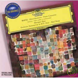 Ravel:Piano Concertos、Valses nobles et sentim