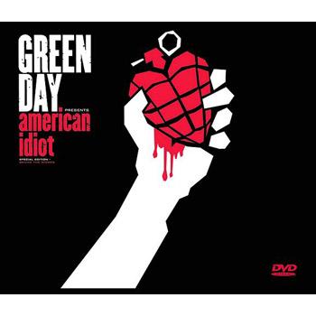 Green Day / American Idiot [Special Edition](年輕歲月合唱團 / 美國大白癡 [CD+DVD影音特別盤])