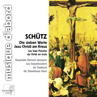 SCHUTZ. The Seven Last Words of Jesus Christ