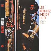 Lee Konitz  Inside Hi~Fi