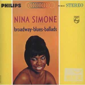 Nina Simone  Broadway~Blues~Ballads