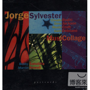 Jorge Sylvester  Musicollage