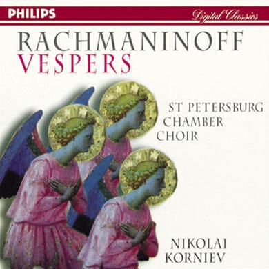 Rachmaninoff: Vespers ^( All~Night Vigil^)  O