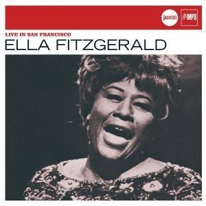 Ella Fitzgerald ~Jazz Club 31~Live in San Fra