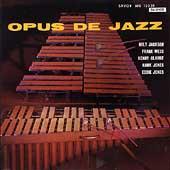 Milt Jackson  Opus de Jazz 美國版