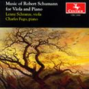 Lenny Schranze  Music of Robert Schumann for