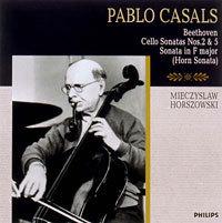 Beethoven: Cello Sonatas Nos. 2  5 etc.  Pabl
