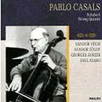 Schubert: String Quintet  Pablo Casals