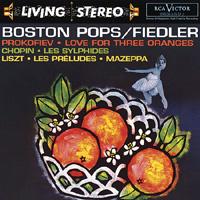 Arthur Fiedler  Boston Pops Orchestra  Sergei