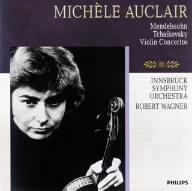Mendelssohn  Tchaikovsky: Violin Concertos  M