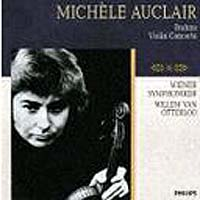 Brahms: Violin Concerto  Michel Auclair