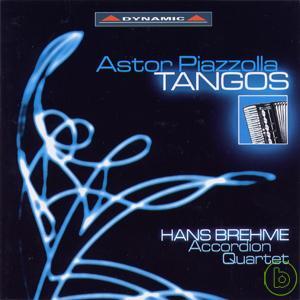 Astor Piazzolla : Tangos  Hans Brehme Accordi