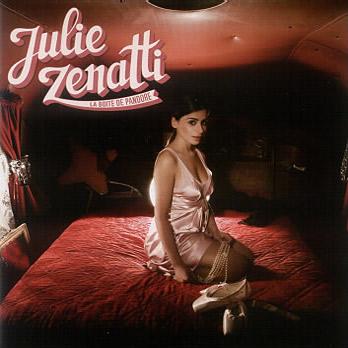 Julie Zenatti  La Boite De Pardore