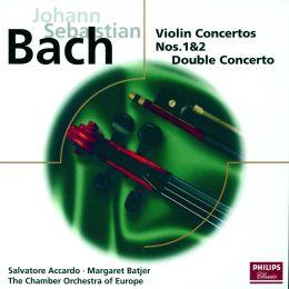 阿卡多  歐洲室內樂團  巴哈:小提琴協奏曲集