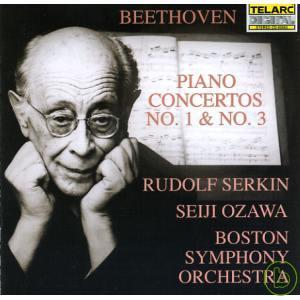 Beethoven: Piano Concerto no 1  3  Serkin Oza