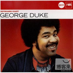 George Duke ~Jazz Club~Keyboard Giant