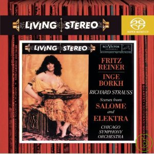 Richard Strauss: Scenes from Salome  Elektra