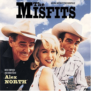 O.S.T  The Misfits  Alex North