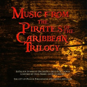 Music From The Pirates Of The Caribbean Trilo