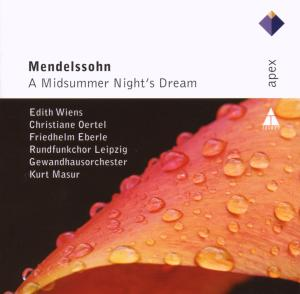Mendelssohn: A Midsummer Night'S Dream Op. 6