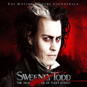 OST  Sweeney Todd The Demon Barber of Fleet S