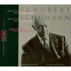 Arthur Rubinstein、Henryk Szeryng、Pierre Fourn