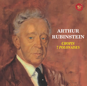 蕭邦:波蘭舞曲全集 RCA究極名盤特選 / 魯賓斯坦(Chopin: 7 Polonaises (RCA Red Seal THE BEST) / Arthur Rubinstein)