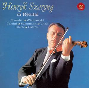 Henryk Szeryng Recital