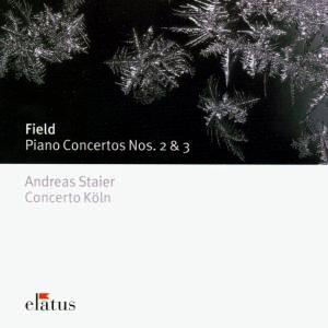 Field: Piano Concertos Nos. 2  3  Andreas Sta