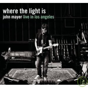 John Mayer  Where The Light Is Live In Los An
