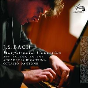 Bach: Harpsichord Concertos  Ottavio Dantone