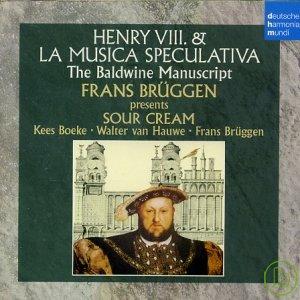 Henry VIII.  La Musica Speculativa ~ The Bald