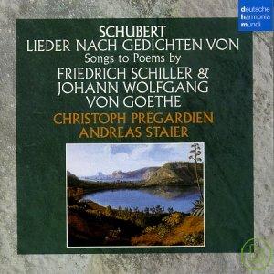 Schubert: Lieder nach gedichten von Friedrich