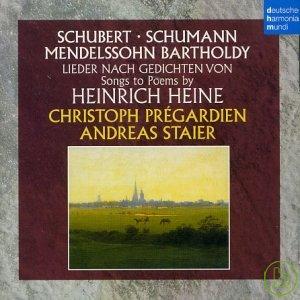 Lieder nach Gedichten von Heinrich Heine  Chr