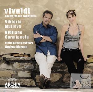 Vivaldi: Concertos for Two Violins  Giuliano