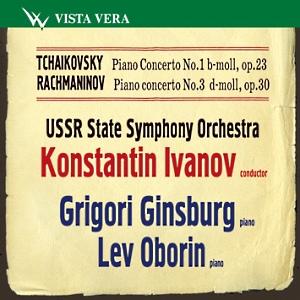 Tchaikovsky Rachmaninov : Piano Concertos  Gi