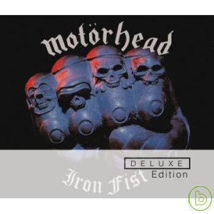 Motorhead  Iron Fist  Deluxe Edition