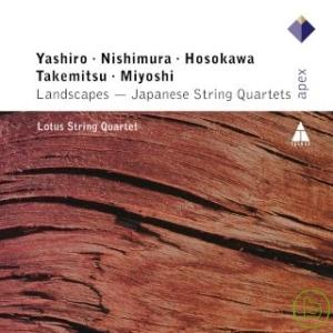 Lotus String Quartet  Landscapes ~ Japanese S