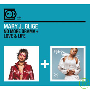Mary J. Blige  2 For 1: No More Drama  Love
